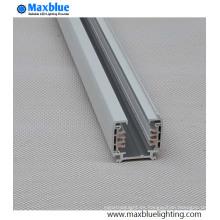 1/2/3 metro de aluminio de acero Universal Rail Rail de la lámpara