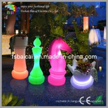 Lampe de jardin imperméable à LED