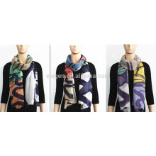 Multicolor Soft and Light Printed Modal Scarf