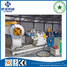 light gauge steel self-lock partition keel roll form manufacturing machine
