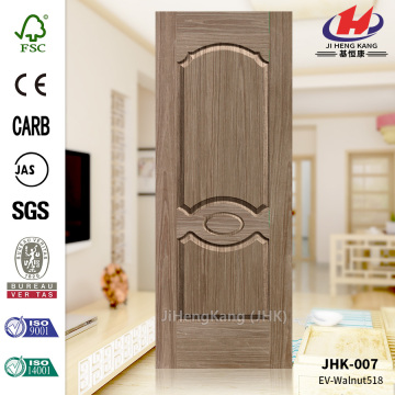 EV Black Walnut Veneer Moulded HDF Door Skin