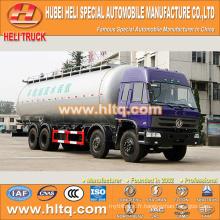 DONGFENG camion citerne en poudre de ciment 8x4 35M3 meilleur prix production professionnelle vente chaude