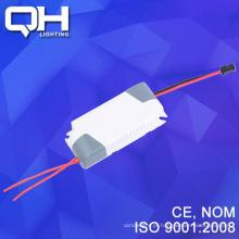 Controlador de LED plástico 85-260v 3w-200w