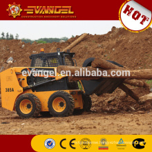 Liugong 0.5m3 skid steer loader with imported engine