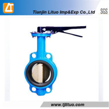 Manufacturer Cast Iron Wafer Butterfly Valve
