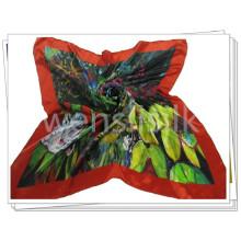 Шелковый шарф (wenslisilk14070716)