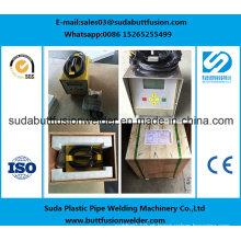Máquina de soldadura da soldadura dos encaixes de tubulação do HDPE de 20-315mm