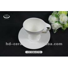 Cerâmica café copo café creamer