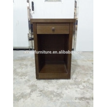 dark brown hotel furniture bedroom side table XYN2633