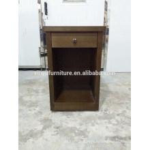 Темно-коричневый мебель для отелей спальня стол стол XYN2633