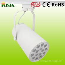 Iluminación de pista de LED de alta calidad 12 a 120 voltios AC