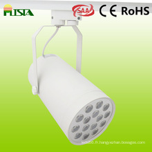 Haute qualité de 12 à 120 v ca LED d'éclairage de la piste