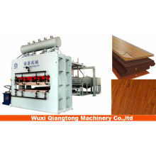 Machine de façonnage en plancher laminé HDF