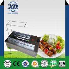 Máquina de churrasqueira Yakitori / máquina de churrasqueira Máquina de churrasqueira rotativa a gás