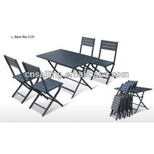 New Style All Weather polywood folding table