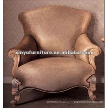 Canapé simple en style français A10028
