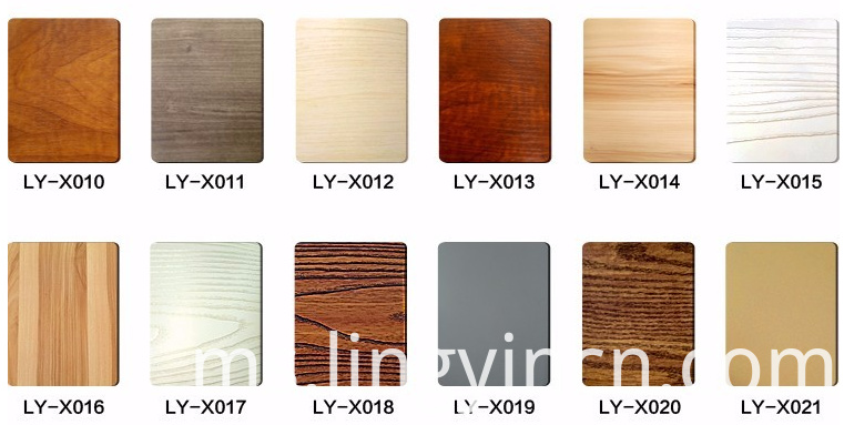 5 Color Options 1