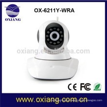 2015 Best hot-sale Home Security Robot Wireless video camera, WIFI P2P IP camera