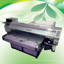 Flatbed T-Shirt Printer for Piece Cotton Fabrics Direct Printing