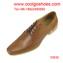 lather dress shoes