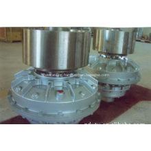 Lost Wax Casting Spare Parts Turbine Wheel