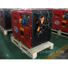 4.6kw Single Phase Diesel Welder Generator