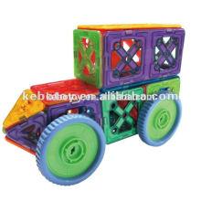 Nouvelle construction éducative magnétique jouets mag-sagesse