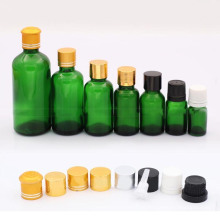 Botella de perfume de vidrio para cosméticos (NBG04)
