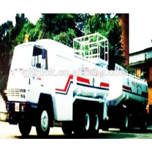 Remolque de reabastecimiento de aviones 50000L o remolque de reabastecimiento de combustible / camión de reabastecimiento de combustible de avión / camión de combustible a reacción / camión de transporte de combustible de vuelo