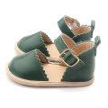 Green Soft Sole Shoes