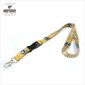 Full Color Printed Lanyards with Detachable Buckle