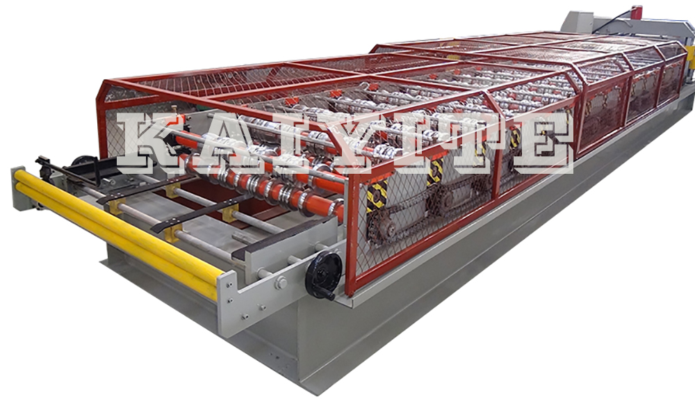 step tile machine