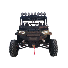 black mini utility vehicle 1000CC 4X4 UTV