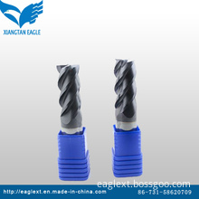Solid Carbide End Mill Tools with 4 or 6 Flutes