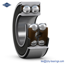 Angular Contact Ball Bearing Capped with Double Row Balls (3315A-2Z)