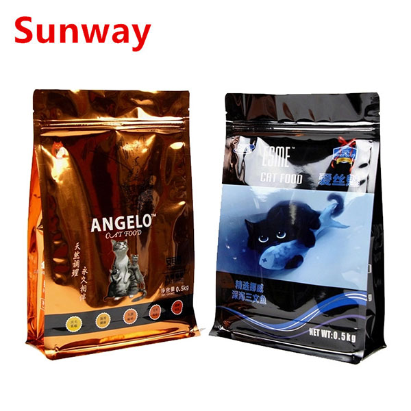 Cat Food Packaging Bags
