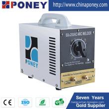 Machine à souder portable / MMA Machine à souder à l'arc / Soudeuse à courant alternatif / Bx6-200
