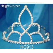 Corona corona y coronas para bodas tiaras y coronas azules