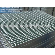 fabricated grating