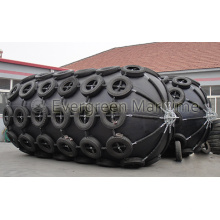 Certificado ISO Ship, Barge Vessel Marine Pneumatic Rubber Fender