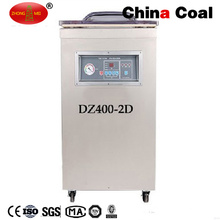 Dz400-2D Stainless Steel Single Chamber Food Vacuum Packaging Machine