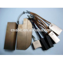copper linear sliding contacts