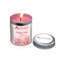 Pure Natural Fruit Aroma Candle