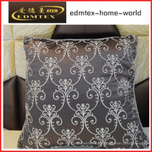 Embroidery Decorative Cushion Fashion Velvet Pillow (EDM0299)