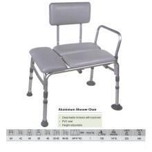 Chaise de douche à siège en PVC