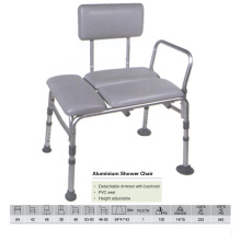 Cadeira de chuveiro de assento de PVC