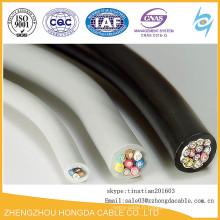 Câble de contrôle CU / XLPE / OS / LSZH 300 / 500V