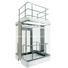 Hsgq-1421-безопасный наблюдательный лифт с низкой ценой в Китае