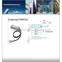 Fuji cortina de luz de ascensor, componentes de seguridad del ascensor