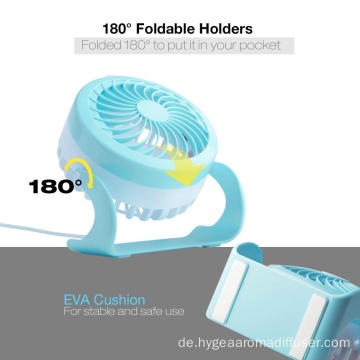 Multifunktions-USB-Mini-Akku-Handy-Fan